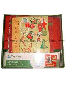 Merry Christmas DIY Scrapbook Set/Scrapbook Kit pictures & photos