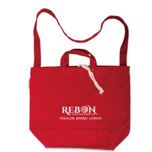 Fashion Custom Made Handmade Cotton Fabric Shopping Bag