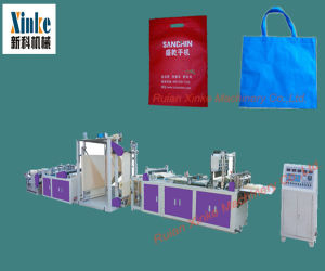 Fully Automatic Non Woven Bag Making Machine (XK-700)
