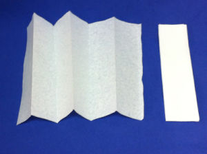 High Quality Virgin Material Hand Paper Towel 6 Fold pictures & photos