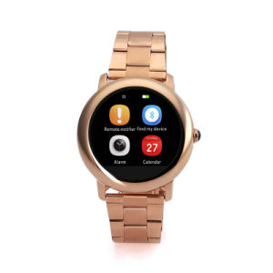 Waterproof IP68 Smart Watch with Heart Rate/Phone Functions