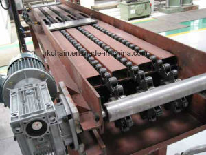 Alloy Steel Short Pitch Conveyor Chain with Top Roller C2080-1LTR pictures & photos