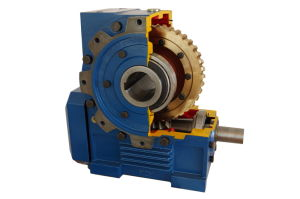 Cone Worm Gearbox for Exhibition Show pictures & photos