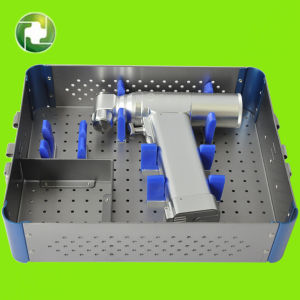 Medical Device Oscillating Saw with Saw Blades for Fractura Surgeries (NS-1011) pictures & photos