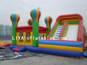 Inflatable Bouncer Slide (LY04241)