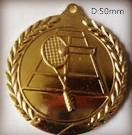 Tennis Sports Medals as OEM (FCd6521)
