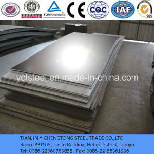 Hot Rolled No. 1 Stainless Steel Plate 201 pictures & photos