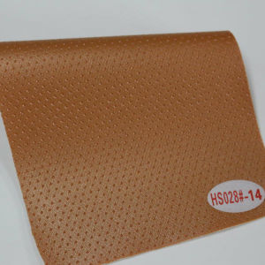 Car Seat Cover Synthetic Leather (HS028#) pictures & photos
