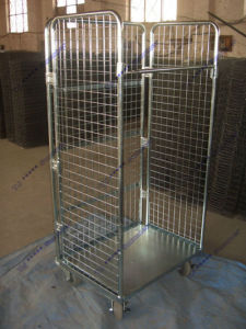 Folding Logistics Roll Cage pictures & photos