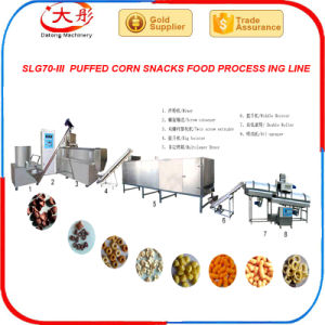 Fully Automatic High Quality Snack Food Machine pictures & photos