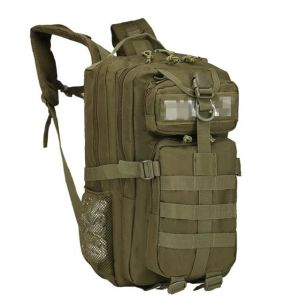 Custom Large Outdoor Traveling Mountaineering Hiking Military Bag Backpack Rucksack pictures & photos