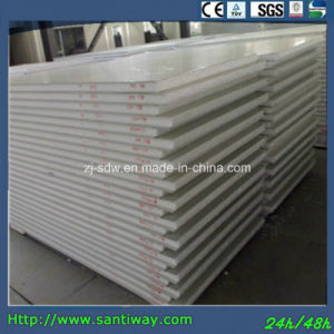 High Quality PU Sandwich Panel pictures & photos
