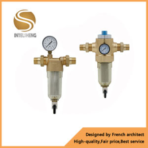 Water Pre Filter for Household Water Purification with Brass pictures & photos