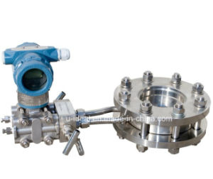 Flange Type Integrated Orifice Plate Throttling Flow Meter pictures & photos