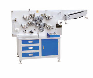 4-Color Double-Side High-Speed Rotary Label Printing Machine (MHL-1004S)
