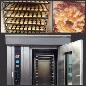 Large Capacith Stainless Steel Baking Machine with Ce pictures & photos