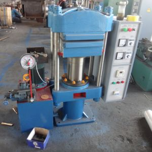 Lab Test Rubber Vulcanizing Machine (XLB-500X500) pictures & photos
