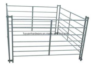 Hot DIP Galvanized Steel Hurdle Frame Farm Gate pictures & photos