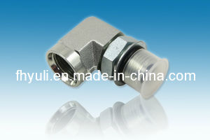 Equal Tees Metric Female Tube Adapter Hydraulic Adapters