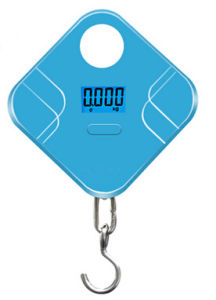Luggage Scale with Blue Backlight (XF-897) pictures & photos