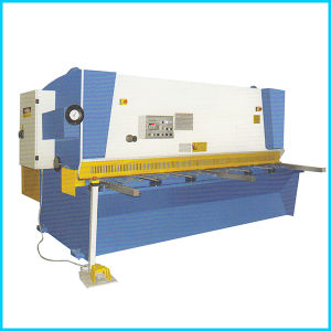 Hydraulic Guillotine Shear QC11k-6X6000 Machine
