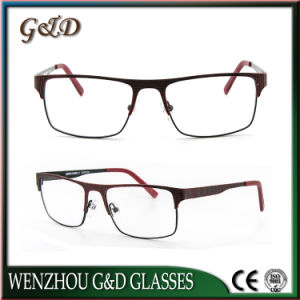 New Design Metal Stainless Spectacle Frame Optical Frame 46-055 pictures & photos