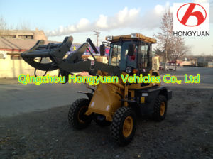 Multi-Function Wheel Loader Zl10b with Zn490 Engine pictures & photos