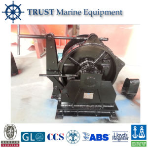 Hot Sale Marine Electric Windlass with Certificate pictures & photos