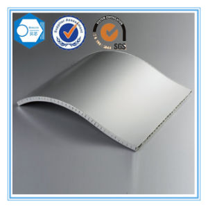 Curved Aluminum Honeycomb Sheets for Construction Materials pictures & photos