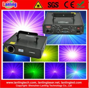 1.5W RGB Animation Laser DJ Disco Light pictures & photos