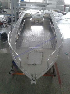 Aluminum Fishing Boat Cheap Boat Hot-Selling Boat Work Boat 3mm Hull Boat Speed Boat pictures & photos