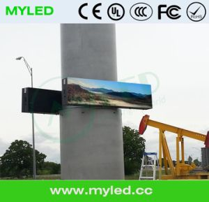 Outdoor Front Access Double Face LED Sign in USA pictures & photos
