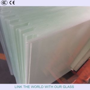 3.2mm/4mm Tempered Glass/Toughened Glass for Solar Glass pictures & photos