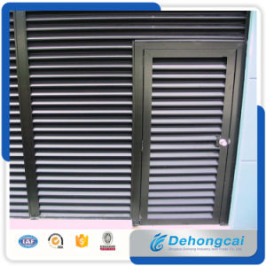 Central Air Condition Outlet Shutter/Aluminum Frame Movable Shutter Window pictures & photos