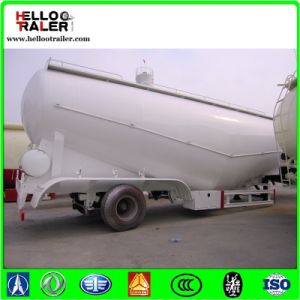 High Quality Factory Price Wheat Flour Powder Tank Trailer pictures & photos