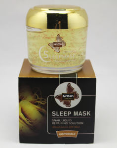 Genseng Antioxidant Moisture Sleeping Mask Facial Mask pictures & photos