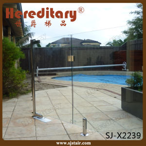 Frameless Glass Railing Spigot for Swimming Pool Fence (SJ-2239) pictures & photos