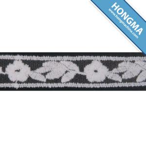 Nylon Non Elastic Tricot Lace (1608-0002)