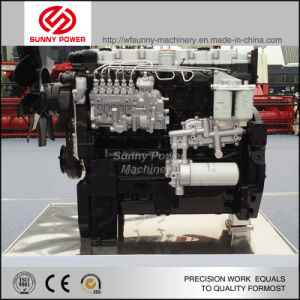 Weifang Ricardo Diesel Engine 150HP with Clutch and Pulley pictures & photos