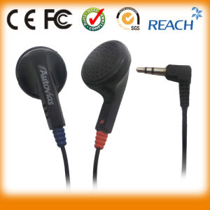Small Order Custom One Pin Earpiece Earphone pictures & photos
