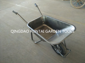 High Quality Good Painting Wheelbarrow (Wb5009) pictures & photos