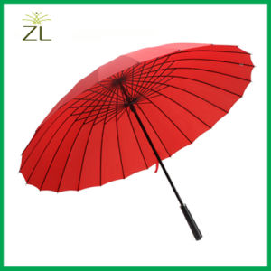 High Quality Fashion Umbrella Producer Wholesale Cheap Straight Umbrella pictures & photos