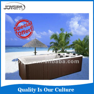 Jy8601 Cheap Hot Outdoor Swimming SPA Swimming SPA with Jet Surf pictures & photos