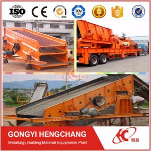 China Quarry Equipment Circular Vibrating Screen for Mineral Processing pictures & photos