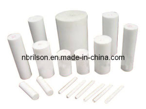 100% Virgin PTFE Rod pictures & photos