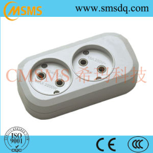 European Style 2 Way 2 Pin Power Extension Board Socket-SMS42200r pictures & photos