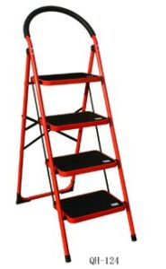 Steel Ladder (4 step) pictures & photos