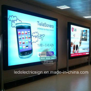 LED Illuminated Advertising Board pictures & photos