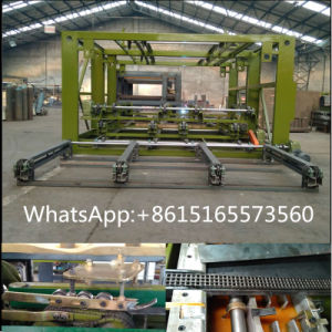 Hot Sale Full Automatic Servo Motor Core Veneer Splicing Machinery Plywood Machine pictures & photos
