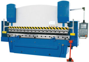 Hydraulic Press Brake Machine with CE Approved (Press brake WC67Y series) pictures & photos